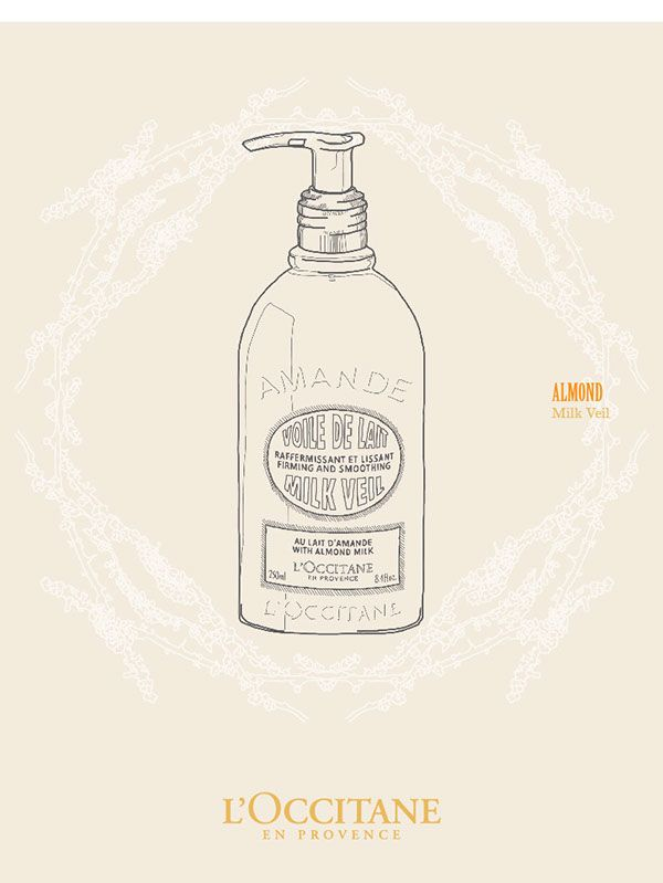 L'Occitane on Behance
