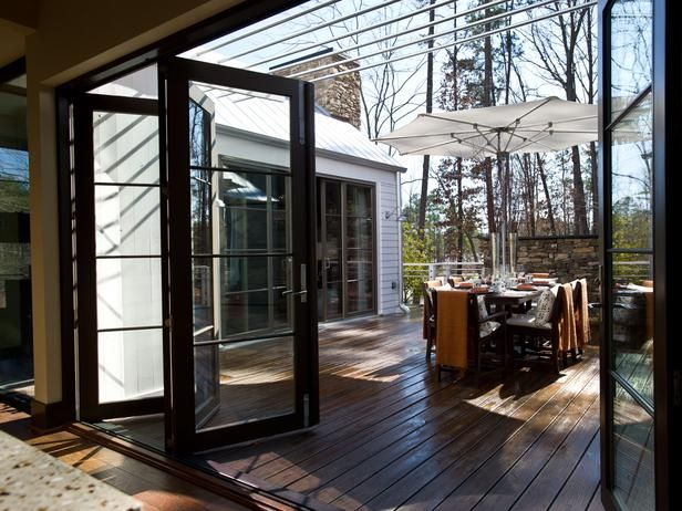 Best 25 folding patio doors ideas on pinterest folding for Best energy efficient patio doors