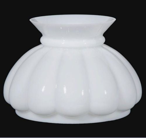 Milk Glass Pendant Light Antiques