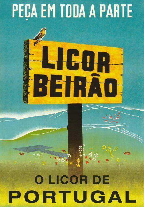 Licor Beirão (Traditional portuguese liquor)