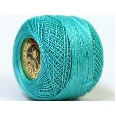 ICE Yarns Cotton Perle turquoise