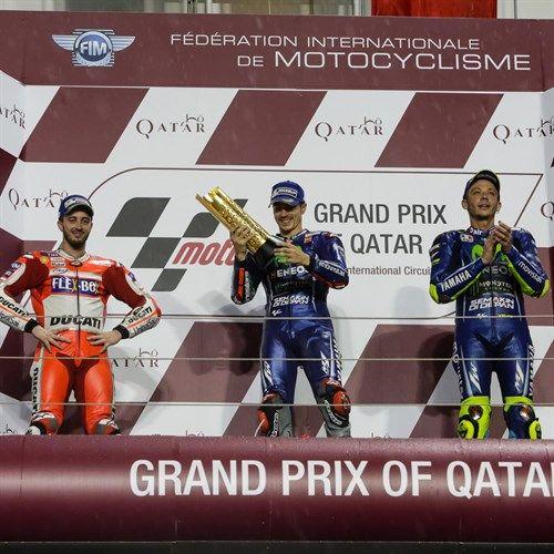 Motori: #MotoGP #2017. #GP del Qatar lo sapevate che...? (link: http://ift.tt/2onrb8y )