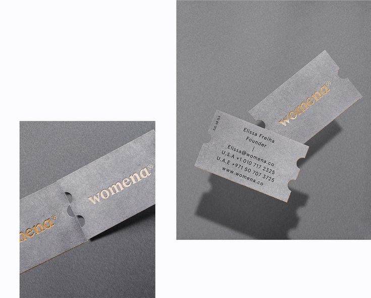 Womena® Rebranding on Behance