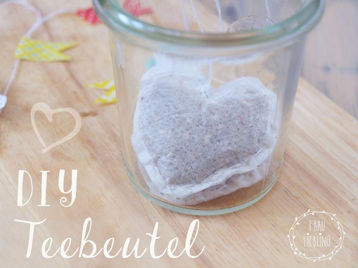 Es gibt nichts Schöneres als selbstgemachte Geschenke. Zum Beispiel individuelle DIY Teebeutel. Perfekt für alle Teetrinker.
