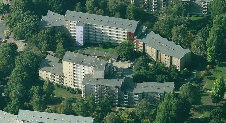 Charlottenburg-Nord - Berlin - Hans Scharoun - 1956-1961