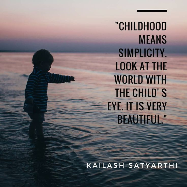 """""""Childhood means simplicity. Look at the world with the child's eye. It is very beautiful.""""- Kailash Satyarthi http://amzn.to/2D1O9uh #babyquotes #babybamboo #baby #simplelife #bamboo #childslife #lifeofachild #childhood #babyshower #gift #washcloth #newmoms #infants #toddlers #childrenphoto #child #children"""