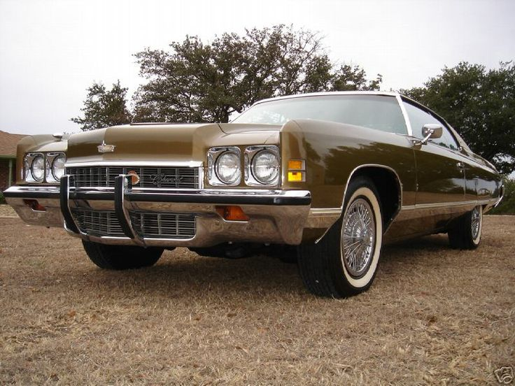 1972 Chevy Caprice Maintenance/restoration of old/vintage vehicles: the material for new cogs/casters/gears/pads could be cast polyamide which I (Cast polyamide) can produce. My contact: tatjana.alic@windowslive.com