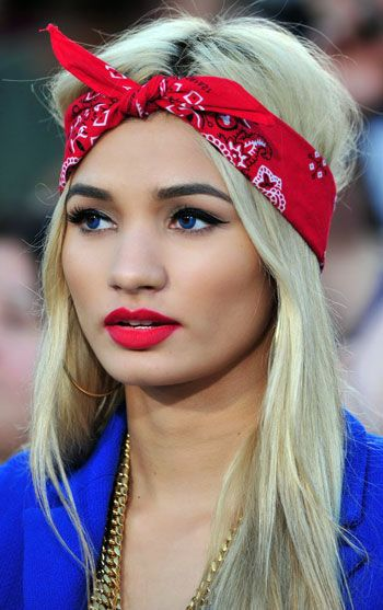bandanas hair styles 17 best ideas about scarf hairstyles on hair 7382