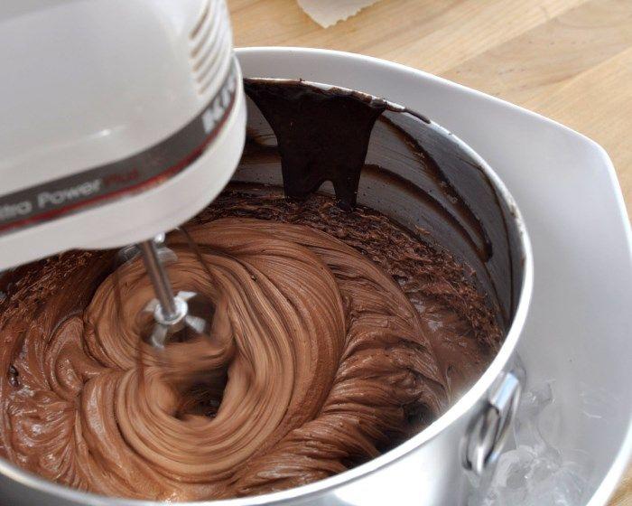 Cómo hacer Ganache, Crema de Chocolate o Trufa cocida, un básico de la…