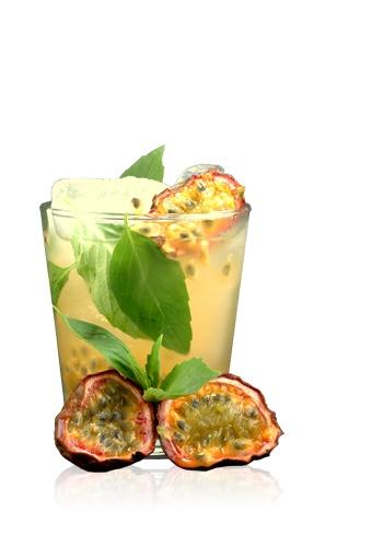 Passion Fruit Caipirinha | Brazilian Cuisine | Pinterest