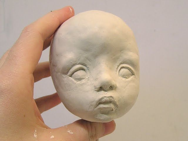 Best tutorial I've seen! How to create a BJD Face - sculpting Tutorial