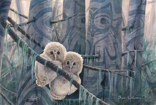 Pacific Art | Sue Coleman