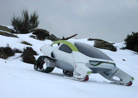 101 Futuristic Eco-Friendly Vehicles