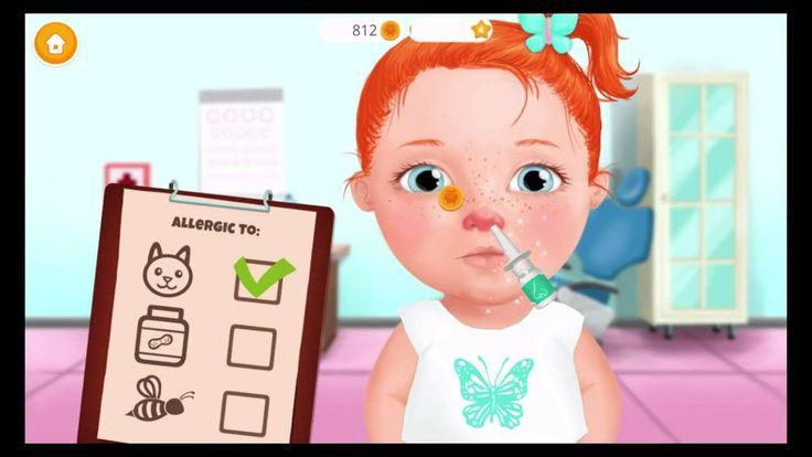 Doctor Hospital Games - Sweet Baby Girl Hospital 2 - Doctor Hospital Gam...