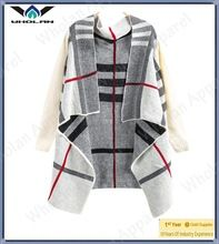2014 wholan top quality women plaid cardigan white long knit cardigan for women  Best Buy follow this link http://shopingayo.space