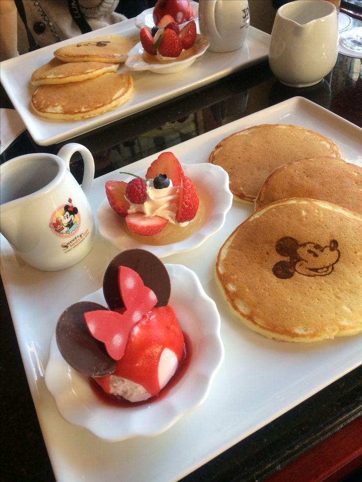 Japanese Disney Cakes