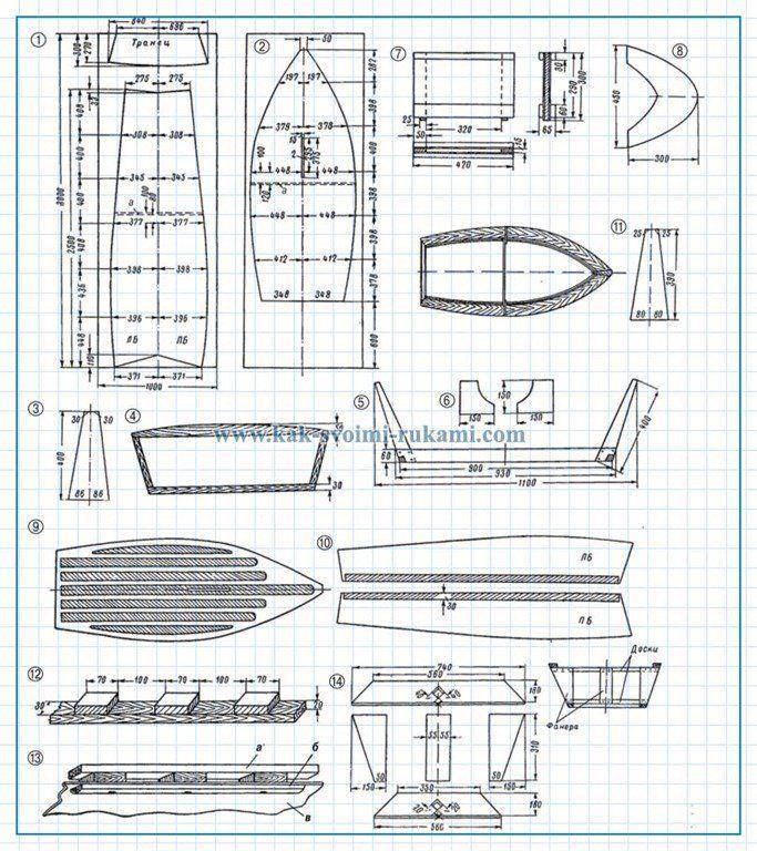 «Сом» — мотолодка, сшитая из фанеры Постройка лодки методом «сшей и склей»