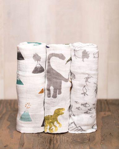 Cotton Swaddle Set | Little Unicorn