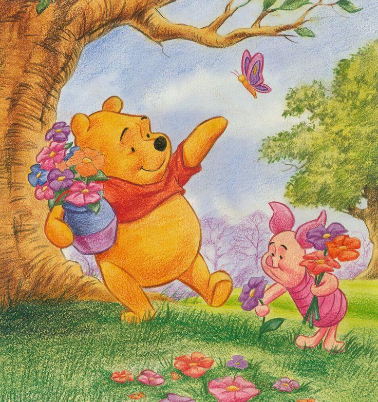 Winnie the pooh - Smell