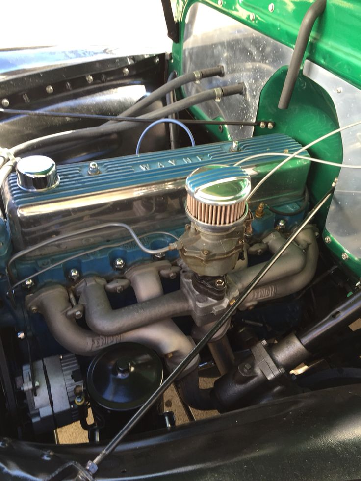 Chevy 235 in a '49 Chevy PU