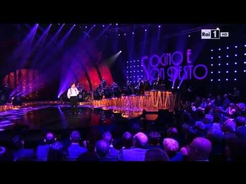 Massimo Ranieri - Sogno e son desto 1° Puntata 11/01/2014