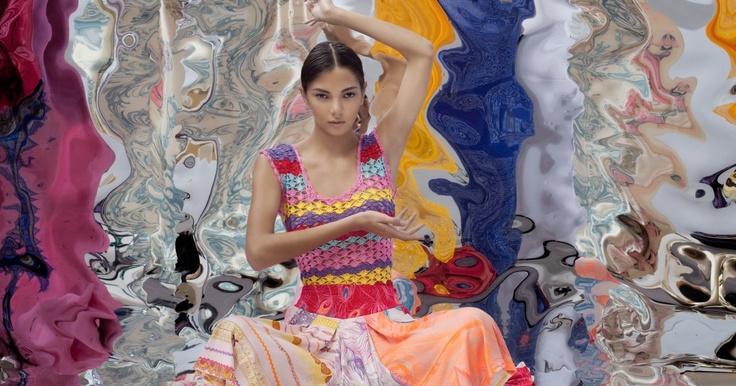 Vibrant crochet   Juana de Arco