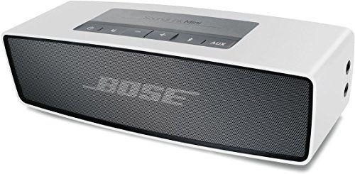#Bose ® SoundLink ® Mini Bluetooth ® Speaker, silber Listenpreis: EUR 199,95 [GERMANY] Kaufen Neu: EUR 159,00