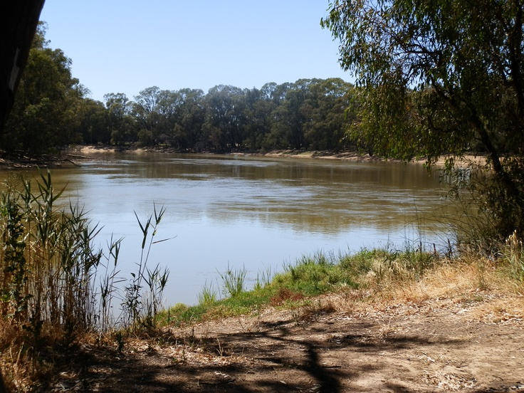 Murray River, Swan Hill, Victoria, Australia
