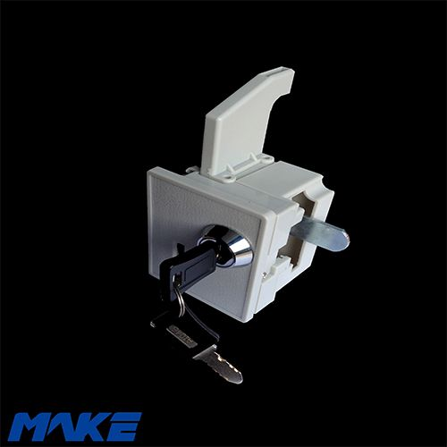 Coin return lock form Makelocker Manufacturer http://www.makelocker.com/locker-lock/coin-operated-lock-t13.php