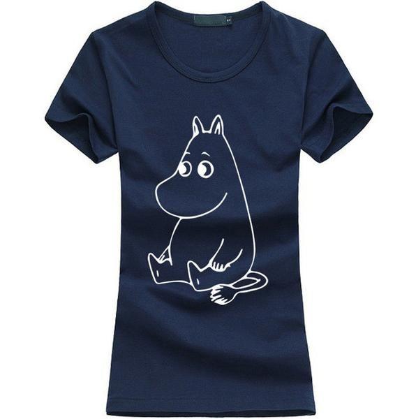 Cartoon Casual T-Shirt