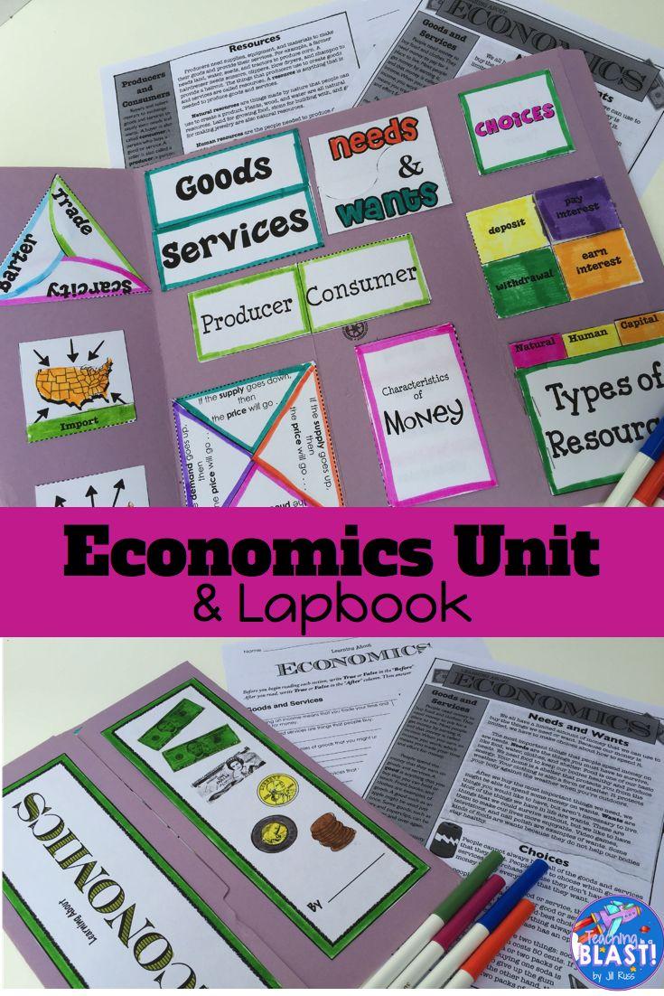 8 best homeschool economics images on pinterest economics lessons