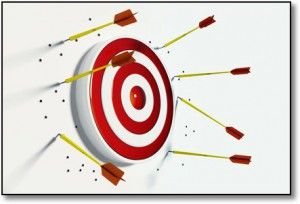 KPIs will only guide you to hit your target if you're using the ones that are in alignment with your goals.