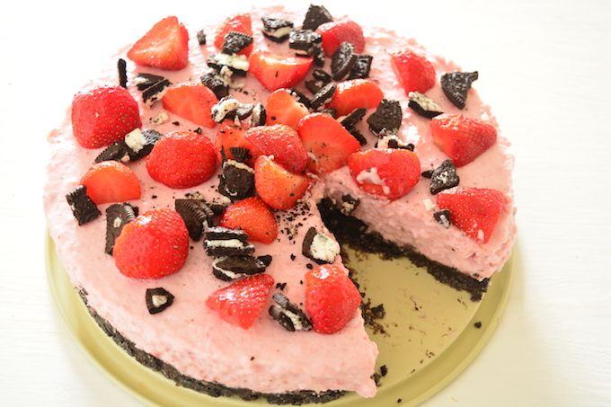 Op zoek naar een recept voor een lekkere en simpele taart? Bekijk dan eens dit…