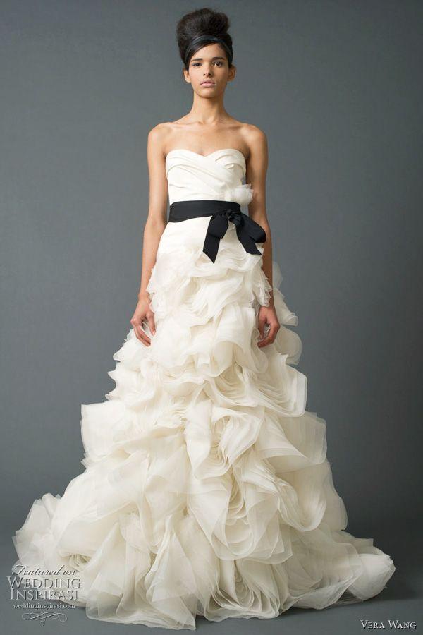 Wedding dresses vera wang