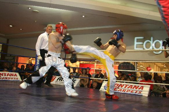 South African Amateur kickboxing Association - Semi, Light,Full Contact and K1 Rule Fighting
