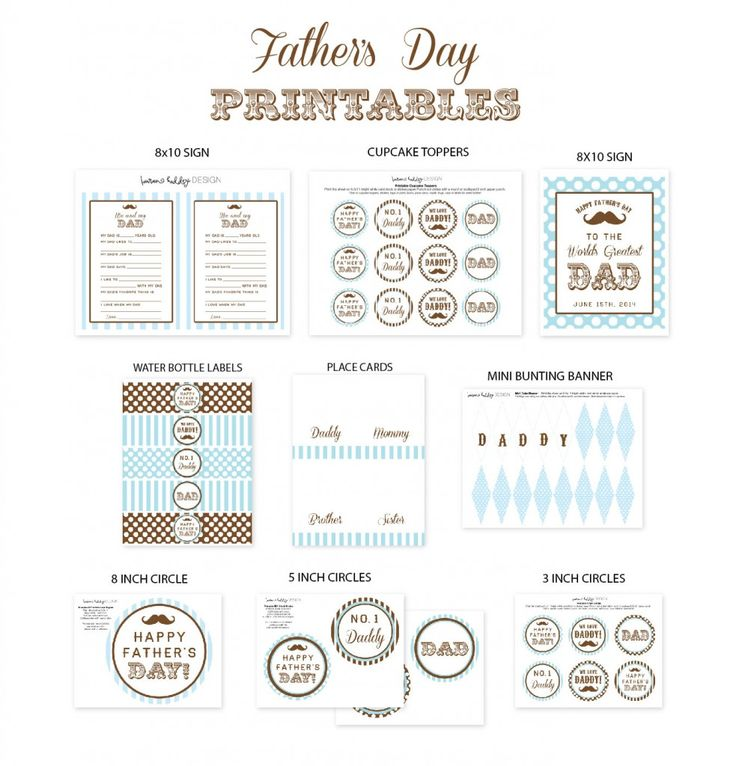 father's day icons pictures