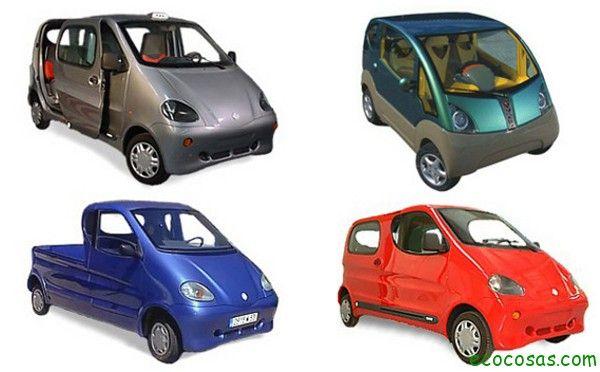 carroconaire India: esta cerca de comercializar un mini-coche que funciona con aire comprimido 2