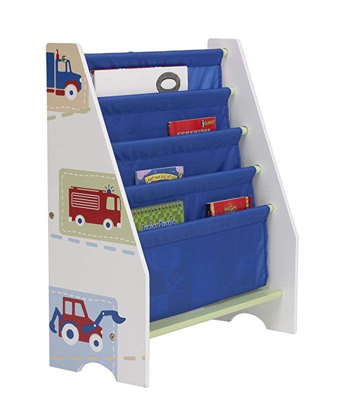 Hellohome Vehicles Kids Sling Bookcase Amazon Co Uk