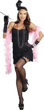 Flapper Basic Dress