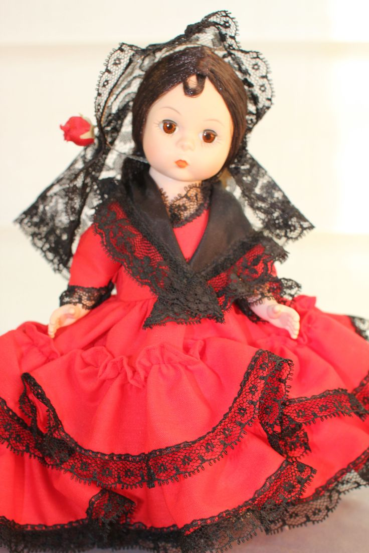 19 best Madame Alexander Dolls images on Pinterest ...