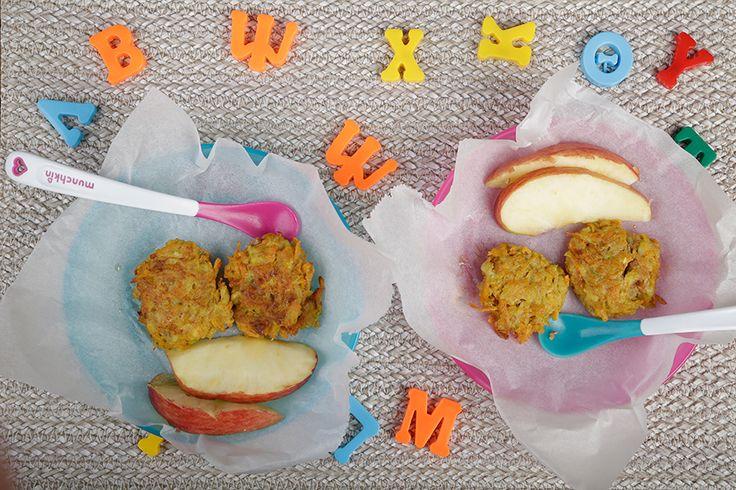 Τηγανητά μπιφτεκάκια χωρίς τηγάνι με πράσο, γλυκοπατάτα και μήλο, συνταγές για χορτοφάγους χωρίς γλουτένη