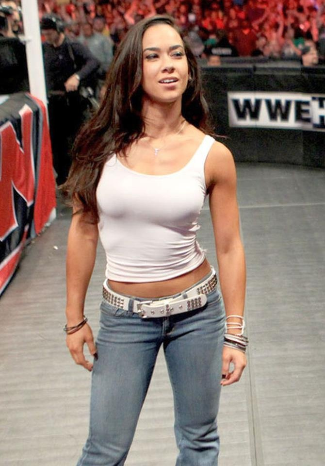 Wwe Diva Aj Lee Nude Photos