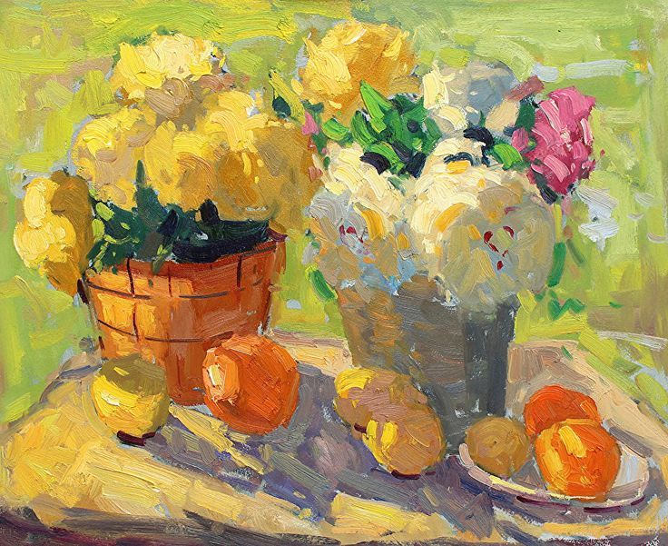 431 best Favorite floral paintings 2 images on Pinterest   Flower ...