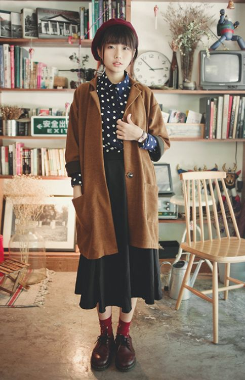 mori fashion style