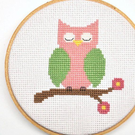 finally a counted cross stitch pattern