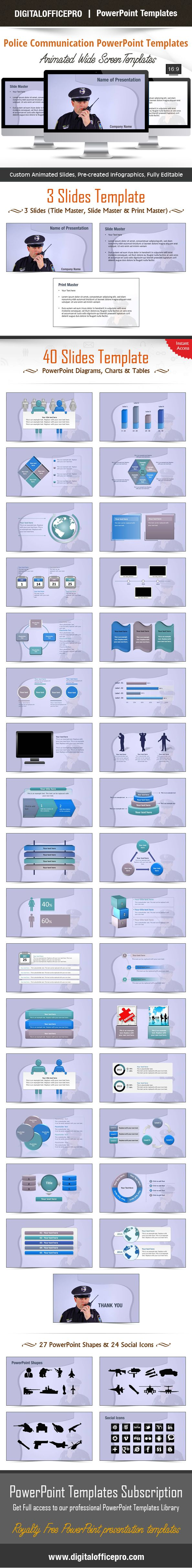 13 best powerpoints images on pinterest presentation layout impress and engage your audience with police communication powerpoint template and police communication powerpoint backgrounds from toneelgroepblik Gallery