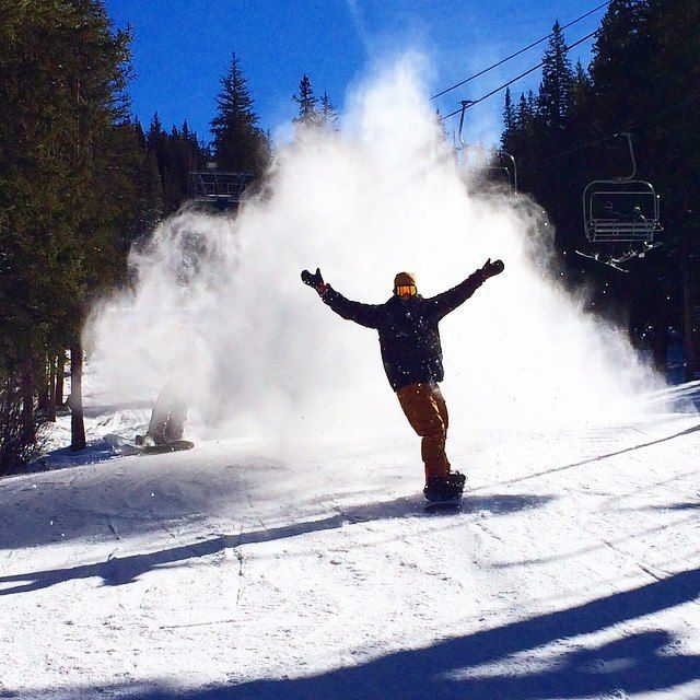 It's opening day at Brighton Resort and it looks like a blast! Good vibes, sunsh...