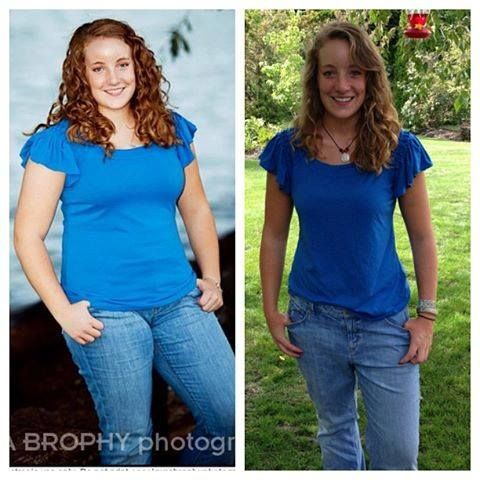 Before and After Weight Loss Photo   B & A   Pinterest ...