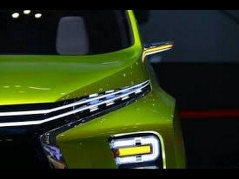 Mobil Baru Mitsubishi : Crossover MPV Mitsubishi XM