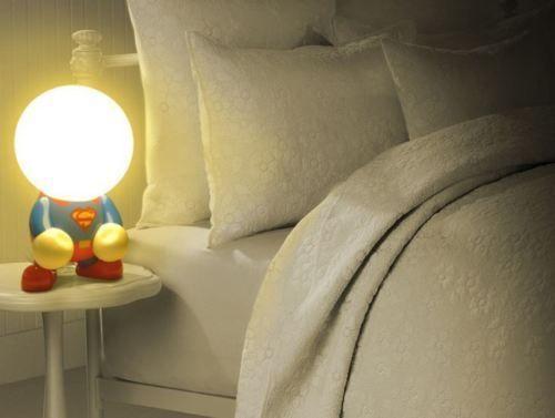 LED Hero Light Superman Lamp Mood Lamp